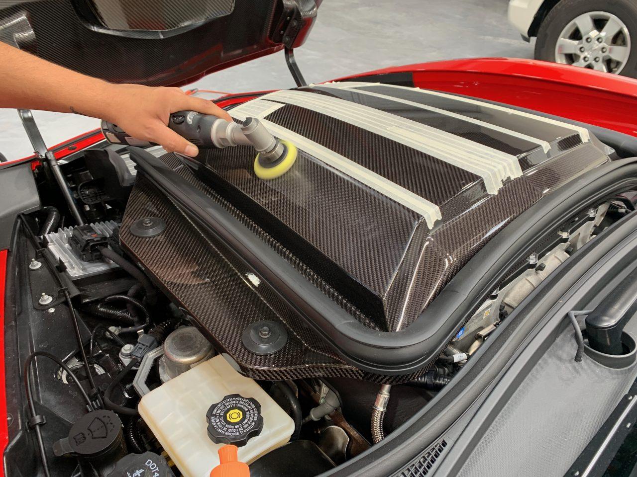 Ceramic Pro Car Coating Orlando - 2019 Corvette ZR1