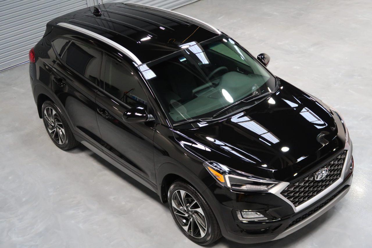 Hyundai Tucson Detailed Longwood FL Ceramic Pro