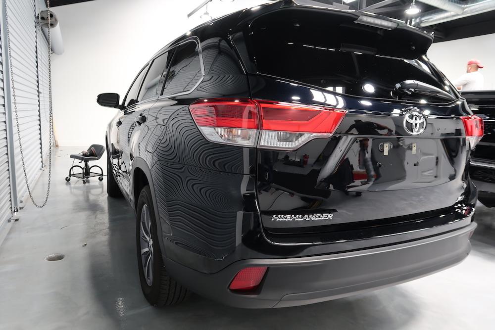 Ceramic Coating A 2019 Toyota Highlander With Ceramic Pro 9h
