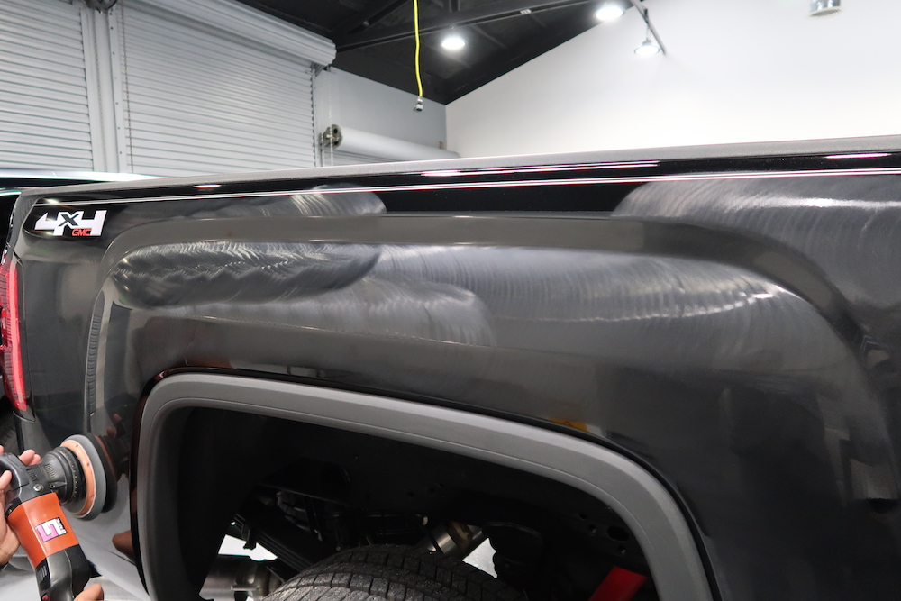 paint correction Orlando