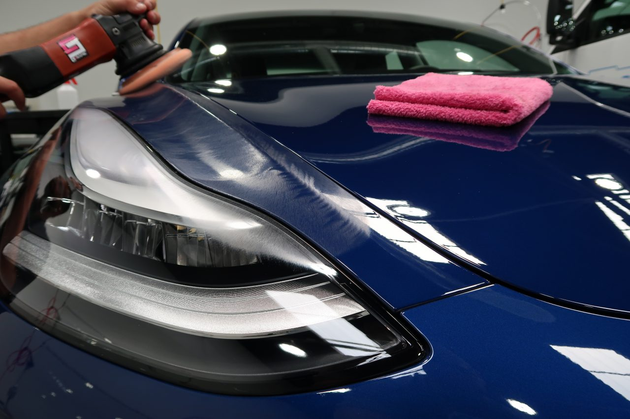 Xpel Paint Protection Film With Ceramic Pro Gold Package