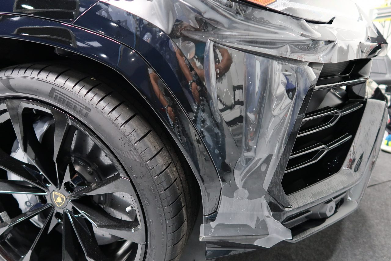 xpel paint protection film cost